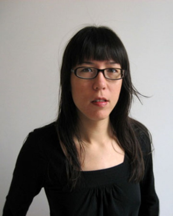 American writer and editor Jennifer Szalai.