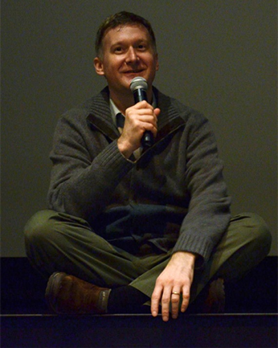 Writer and editor J.M. Tyree.