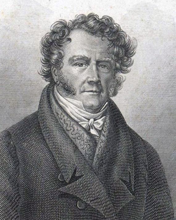 French detective Eugène François Vidocq.