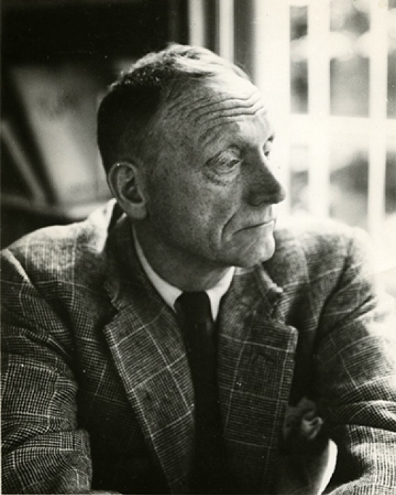 American writer Robert Penn Warren.