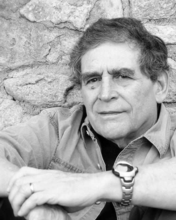 American author and journalist Alan Weisman.