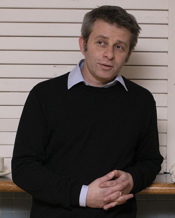 David Wengrow