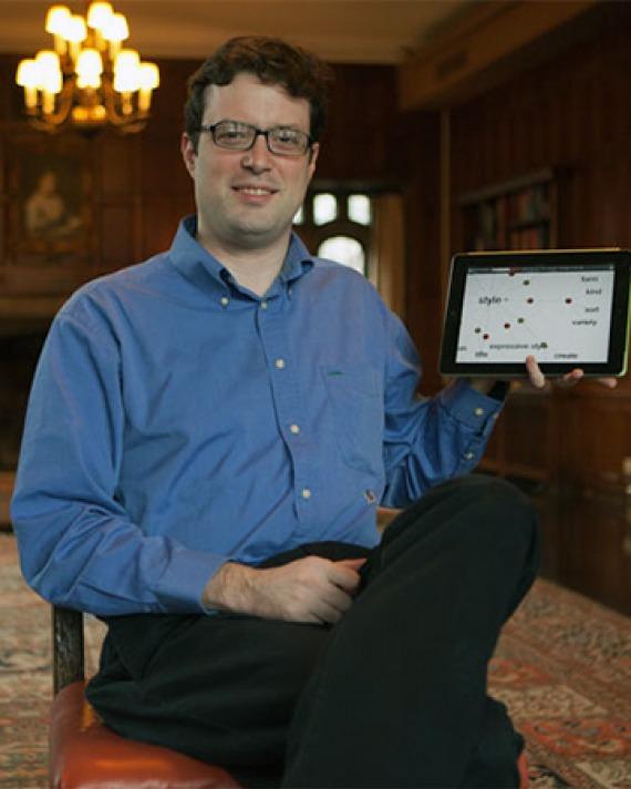 Linguist, lexicographer, columnist, and editor Ben Zimmer.