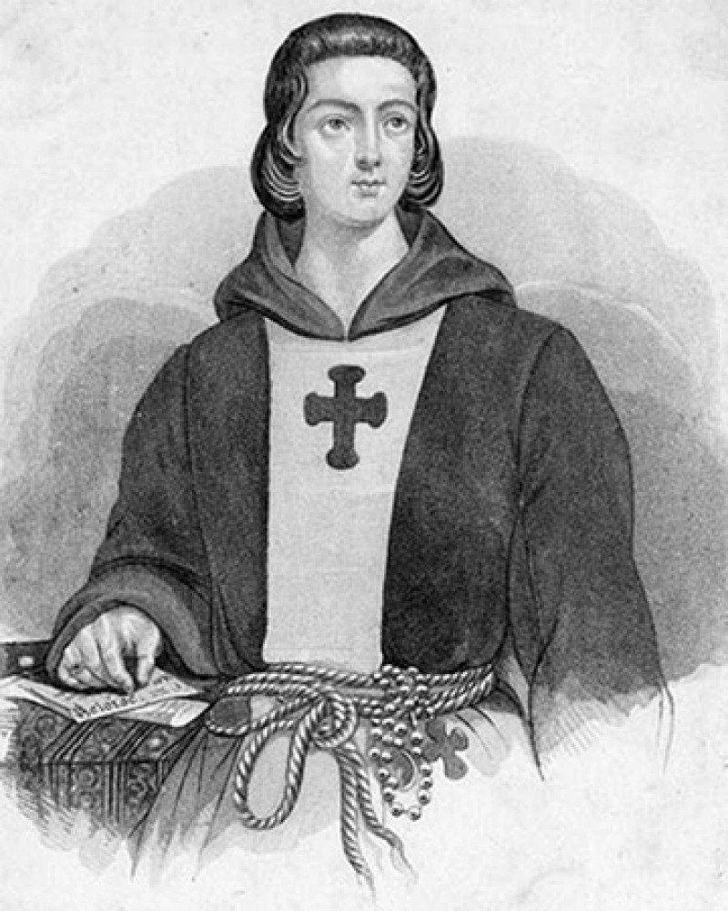 French theologian and philosopher Peter Abelard.