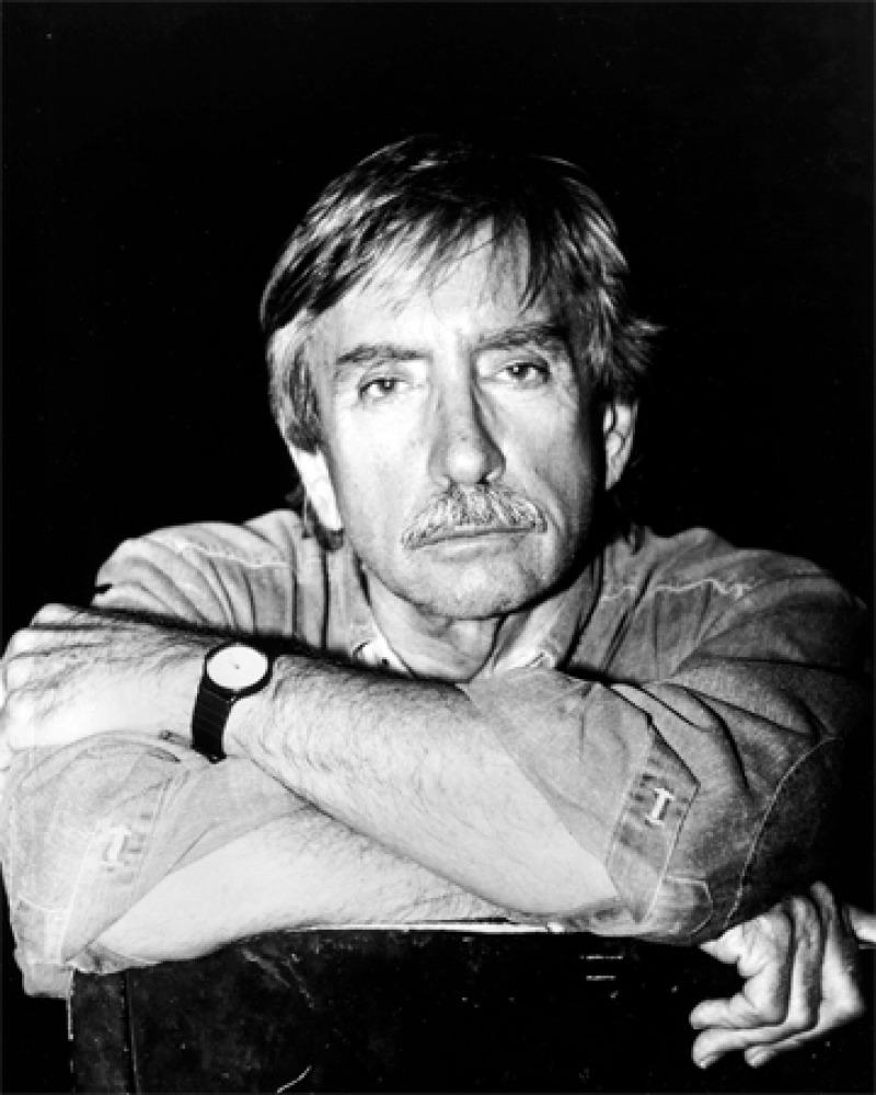 Photograph of American dramatist Edward Albee.