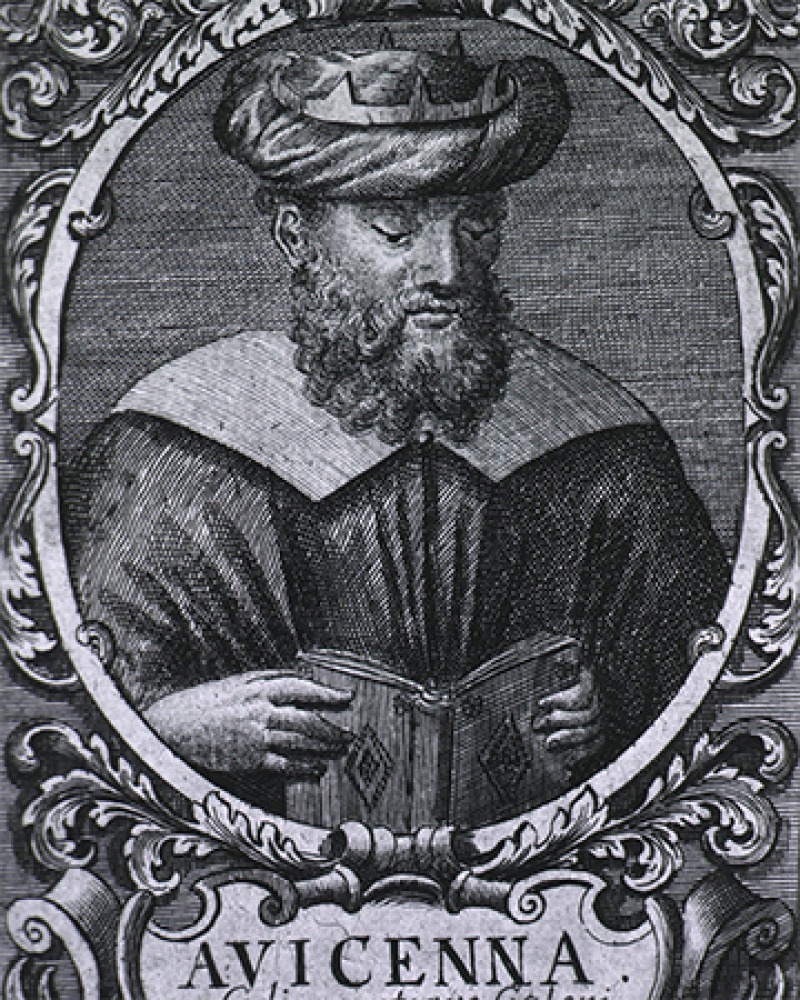 Persian philosopher and scientist Avicenna.