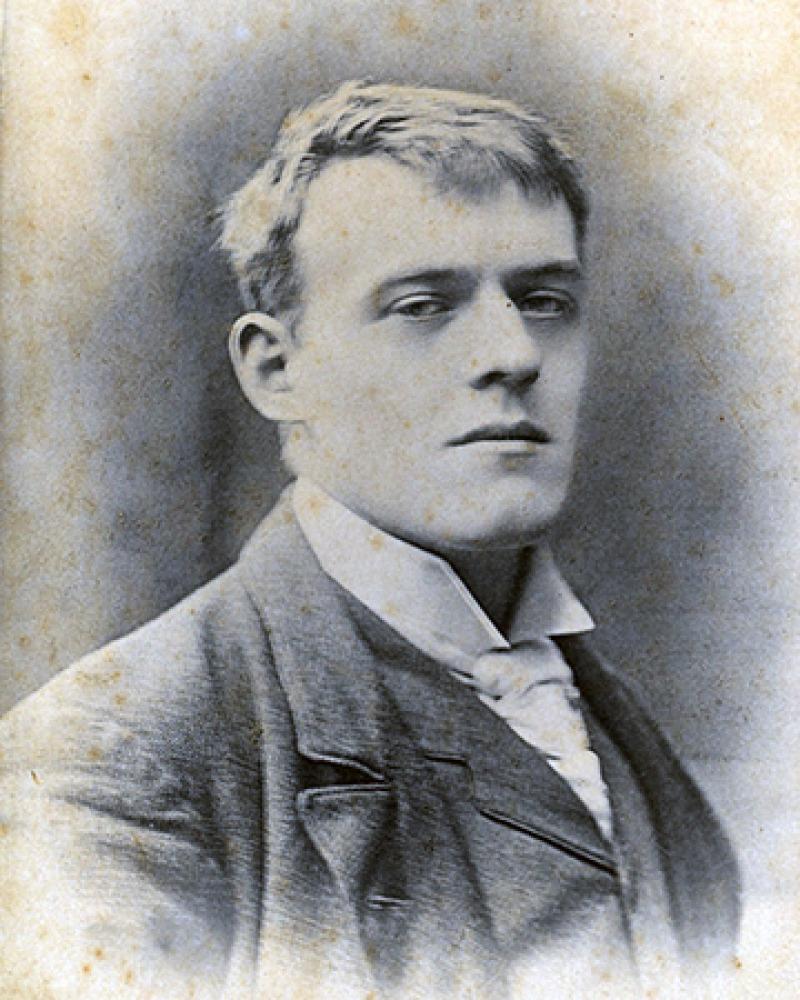 British author Hilaire Belloc.