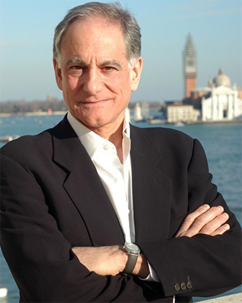 American writer John Berendt.