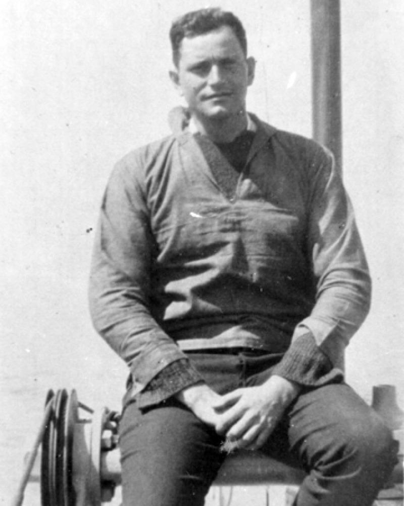 Photograph of American writer and naturalist Henry Beston.
