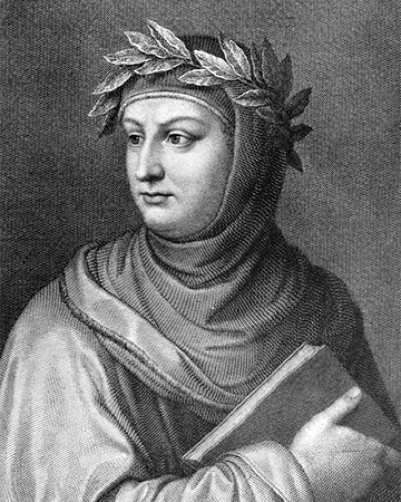 Italian poet and scholar Giovanni Boccaccio.