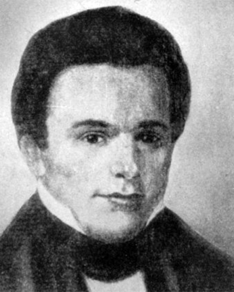 Cherokee leader and newspaper editor Elias Boudinot.