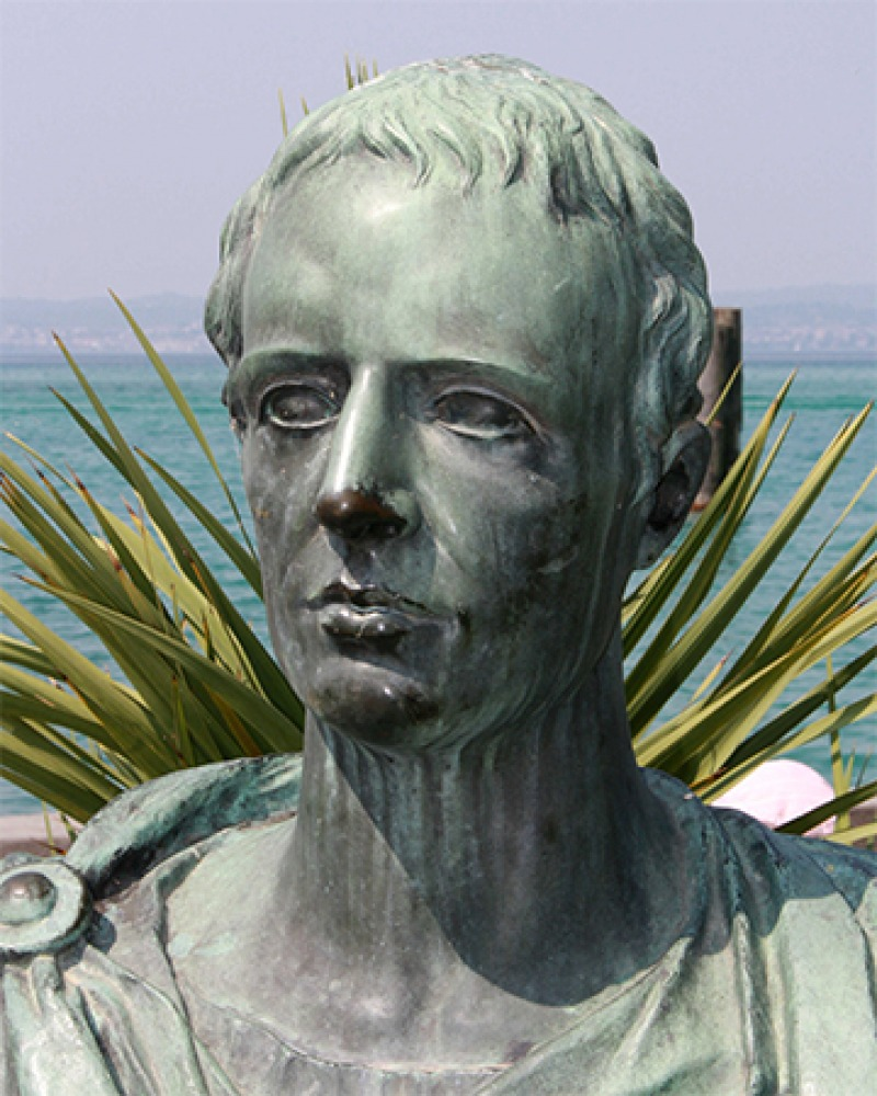 Roman poet Catullus.