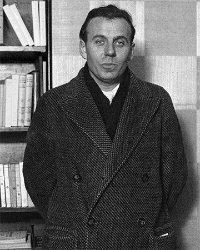 French writer Louis-Ferdinand Céline.