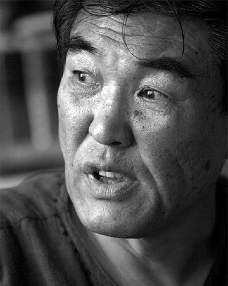 Korean poet and playwright Kim Chi-ha.