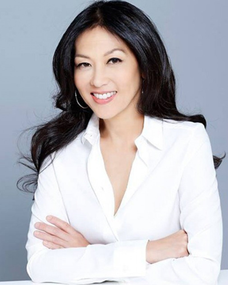 Lawyer, writer, and professor Amy Chua.