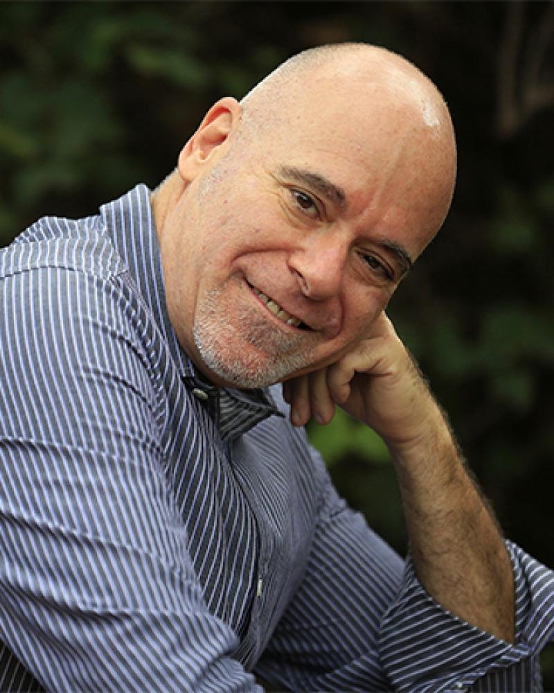 American novelist and short story writer Bernard Cooper.