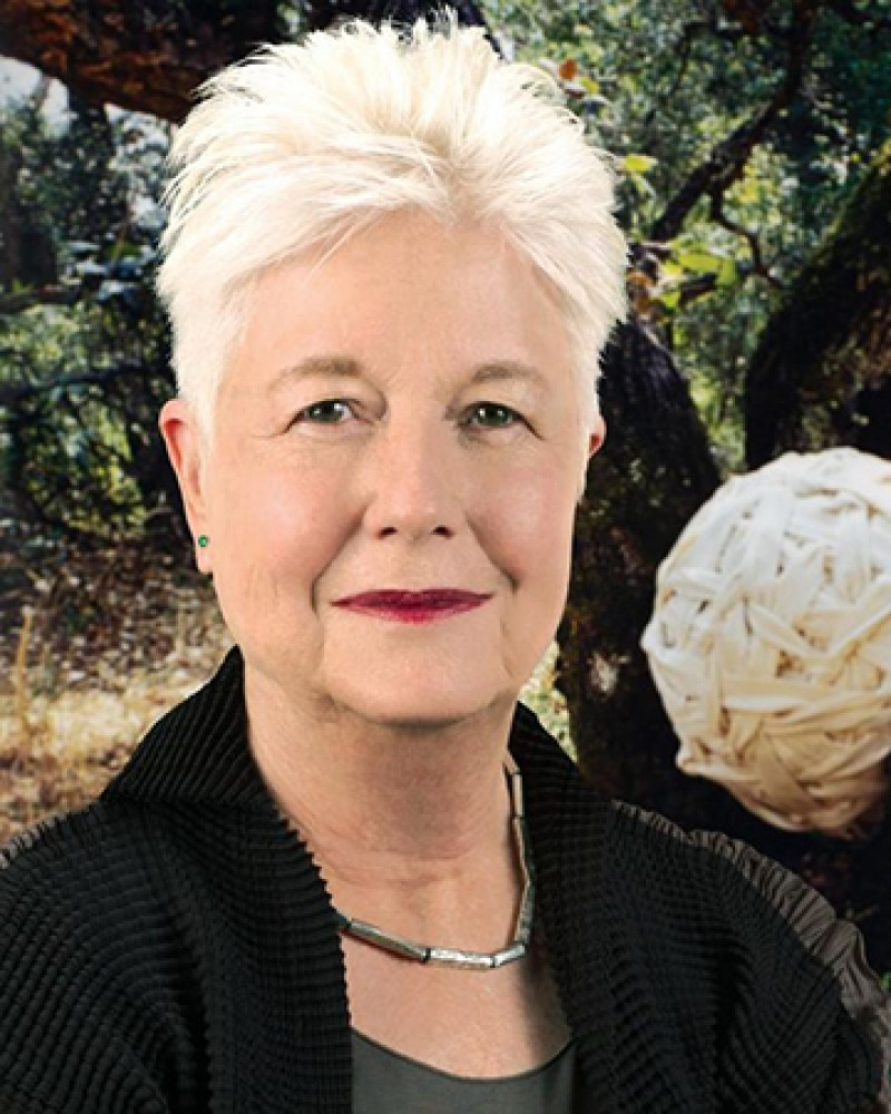 American documentary filmmaker and writer Eleanor Coppola.