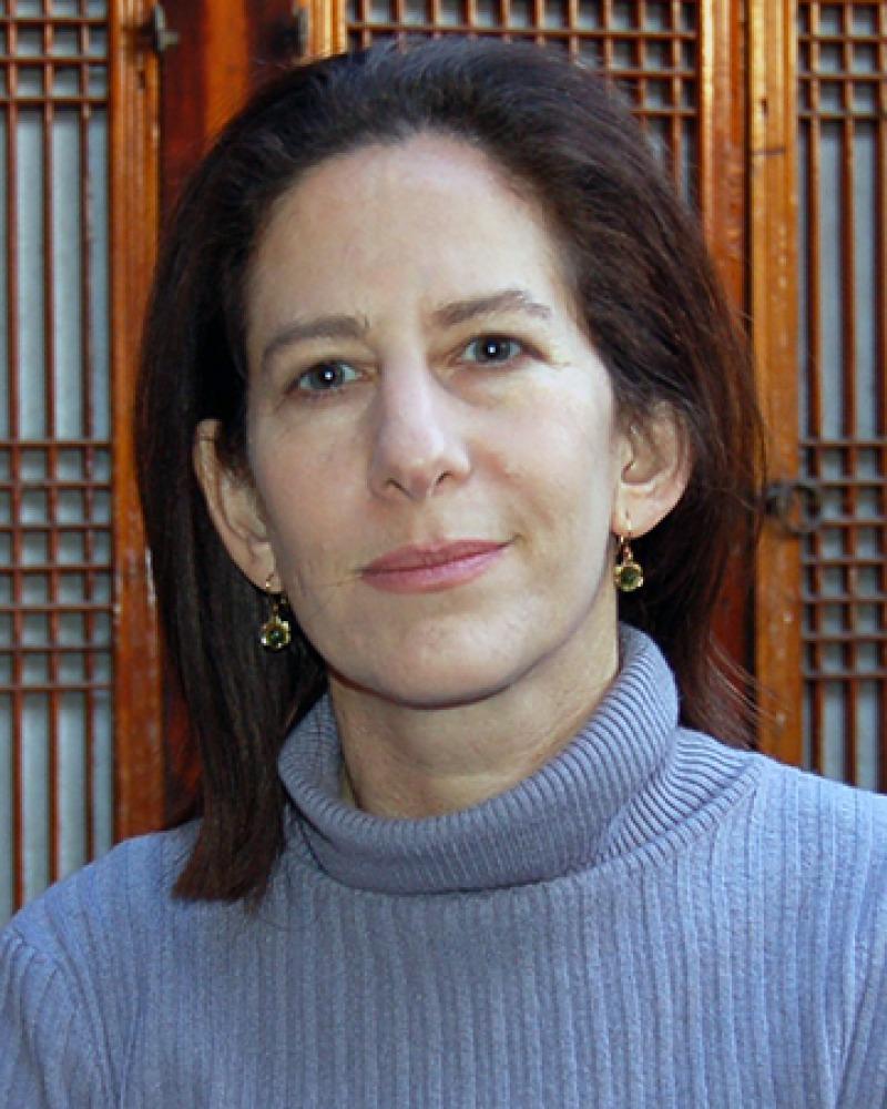 American journalist Barbara Demick.