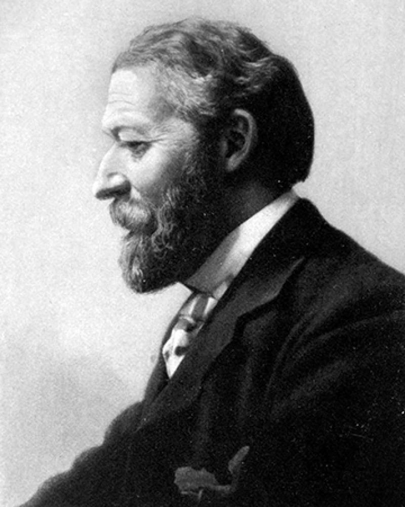British traveler Charles M. Doughty.