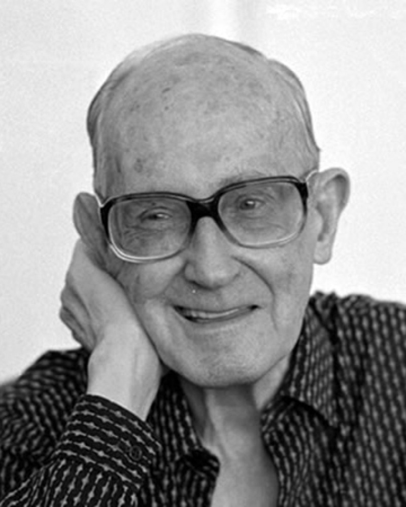 Brazilian poet and journalist Carlos Drummond de Andrade.