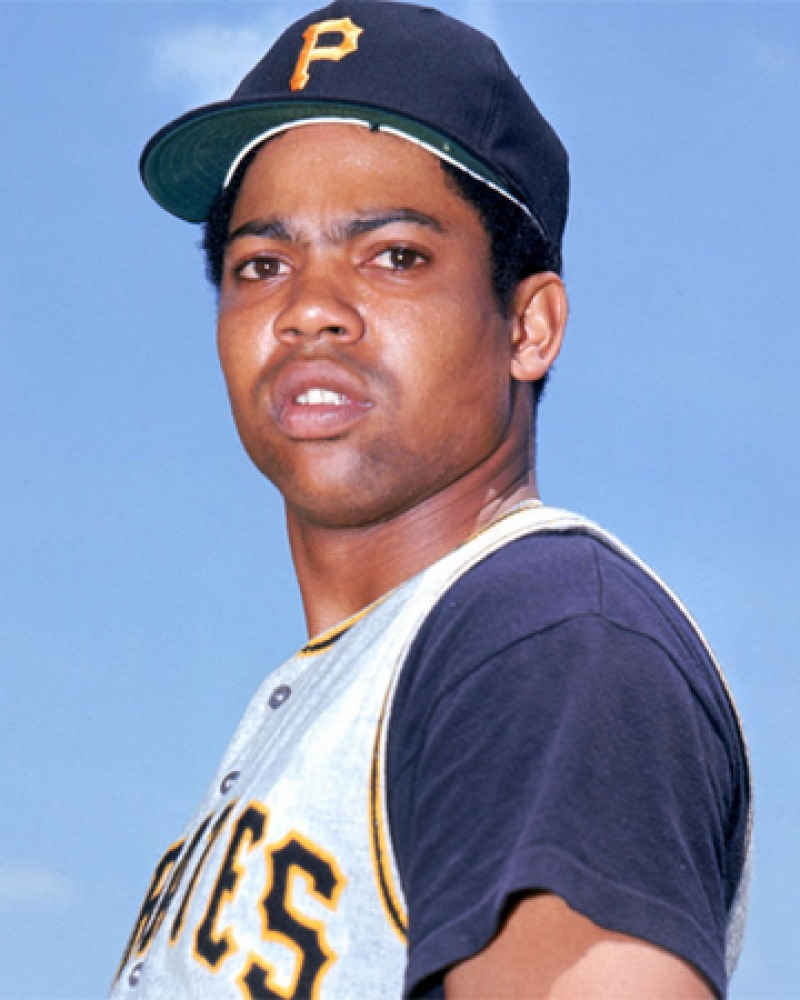 Photograph of American professional baseball player Dock Ellis.