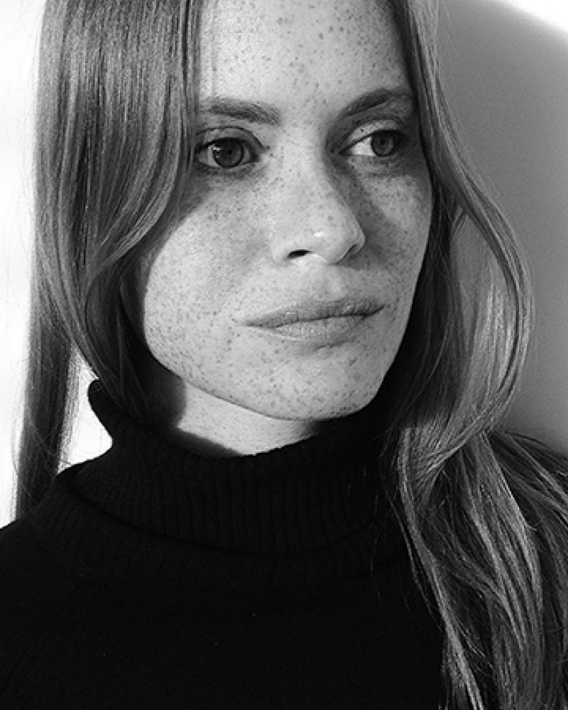 Suzy Hansen. Photograph by Kathy Ryan