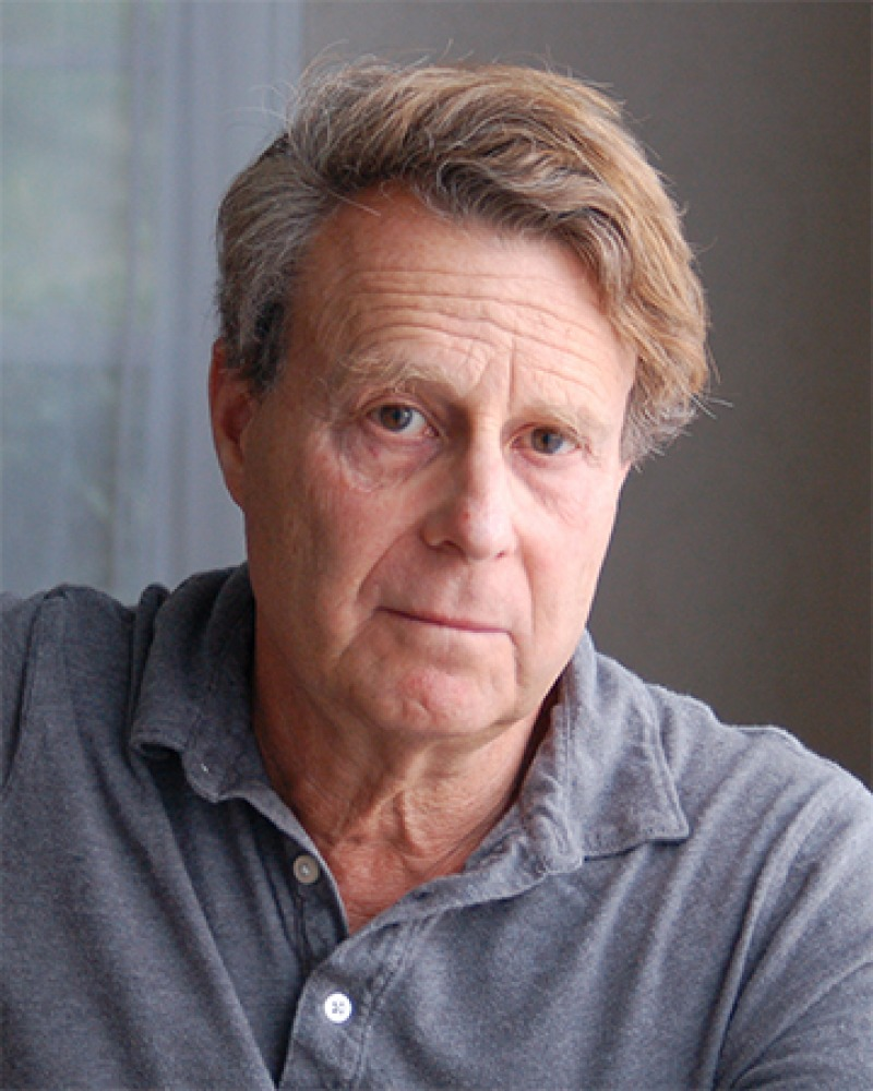 American novelist and journalist Mark Helprin.