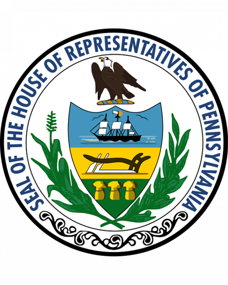 Seal of the Pennsylvania House of Representatives