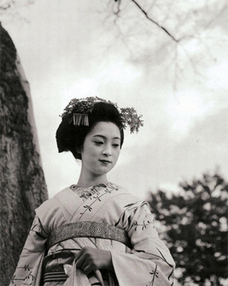 Japanese author and retired geisha Mineko Iwasaki.
