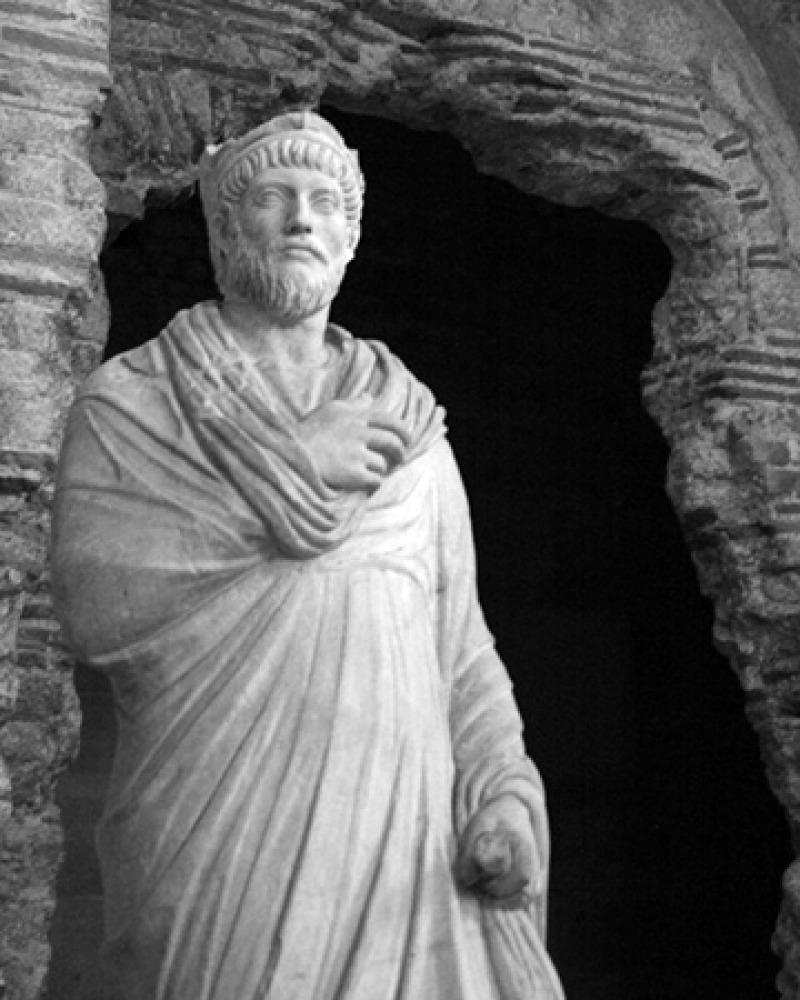 Roman emperor Julian.