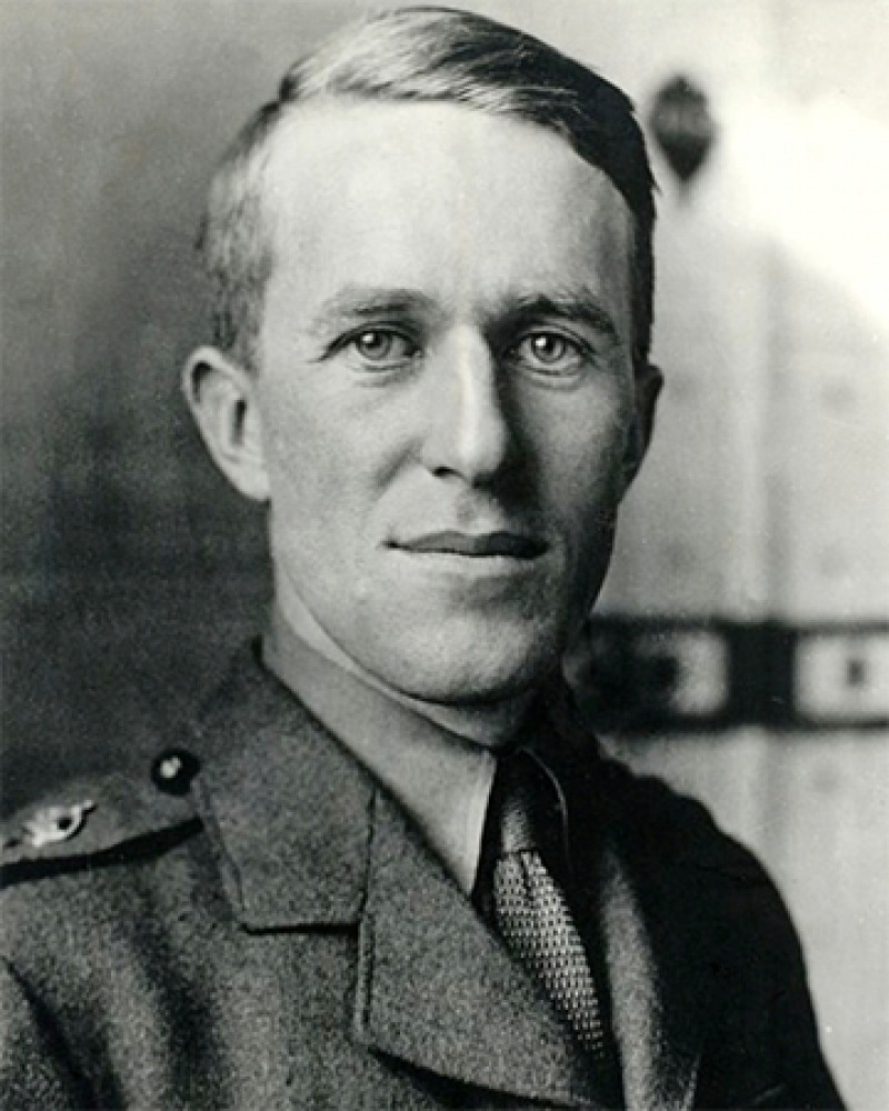 British scholar and military officer T.E. Lawrence.