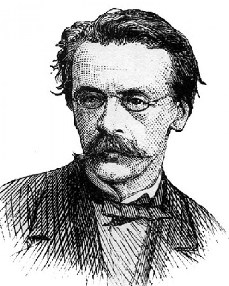American columnist and editor John L. O'Sullivan.