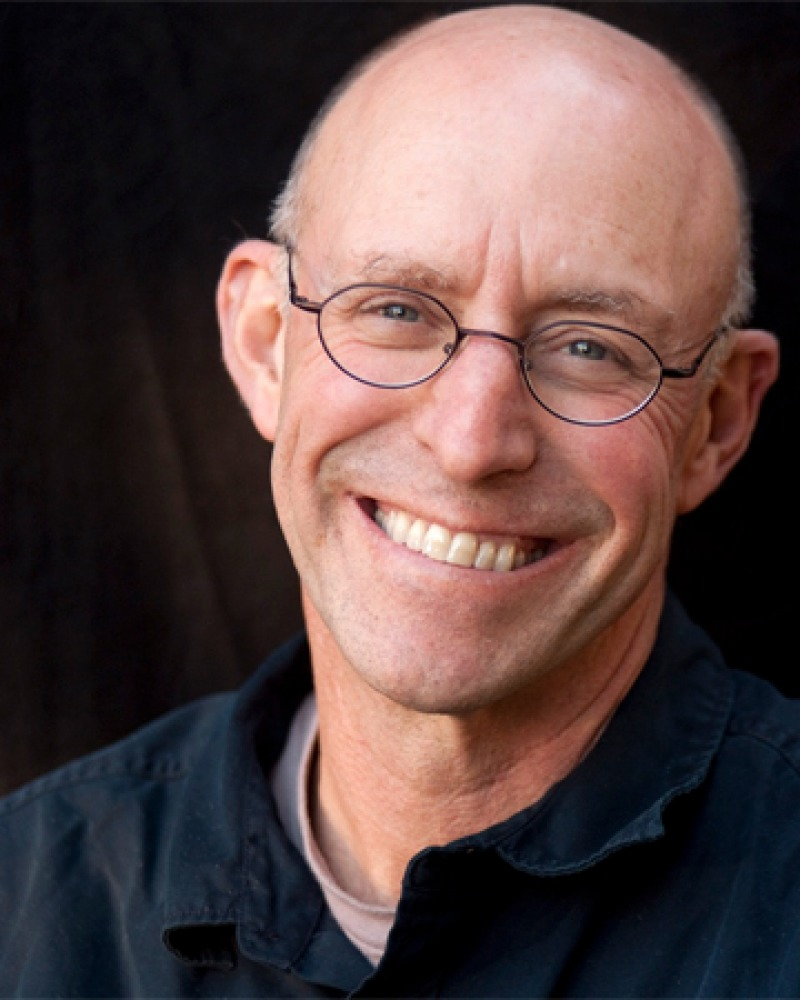 Photograph of journalist, author, and professor Michael Pollan.