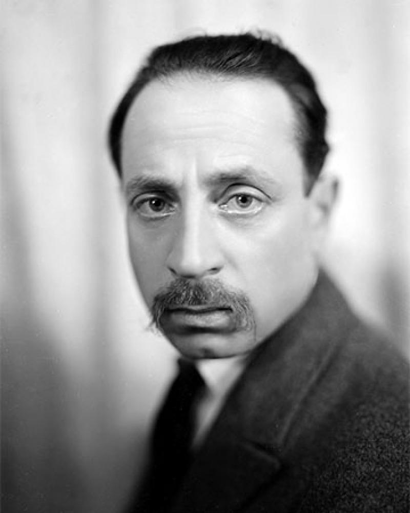 Austro-German poet Rainer Maria Rilke.