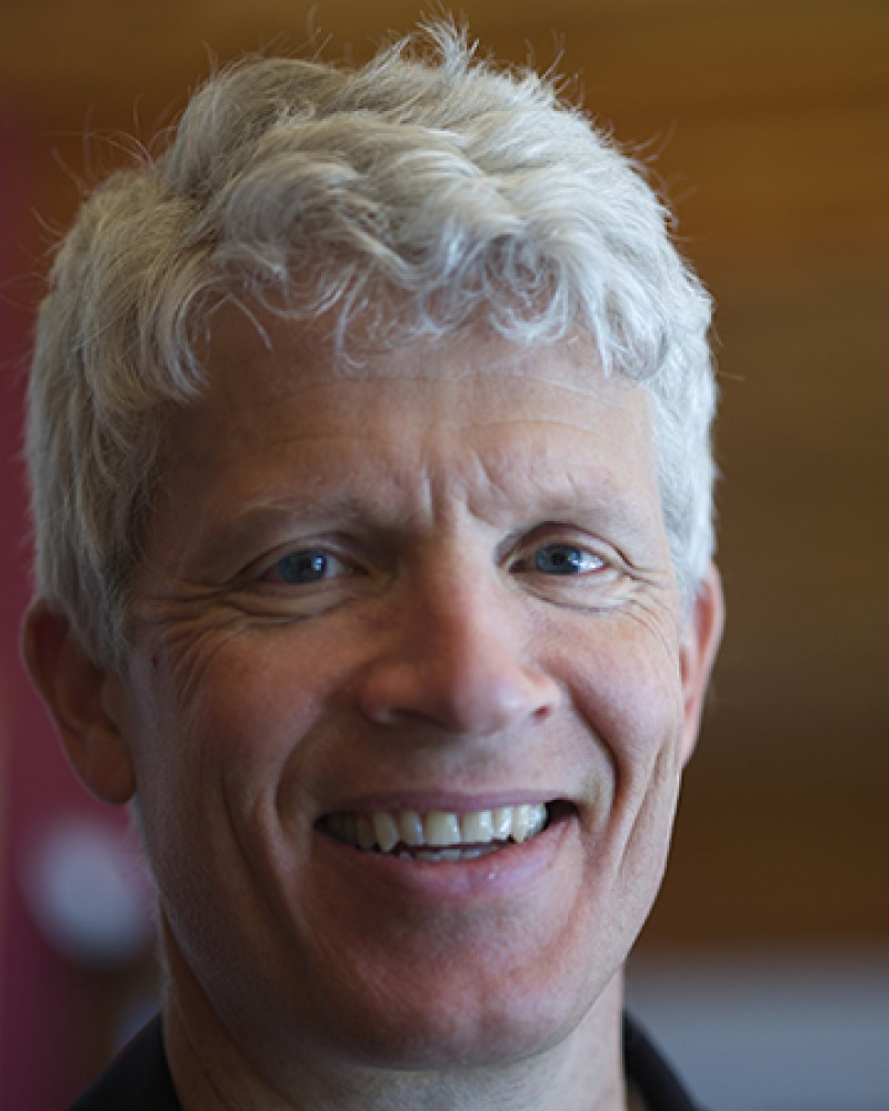 American journalist and author Paul Roberts.