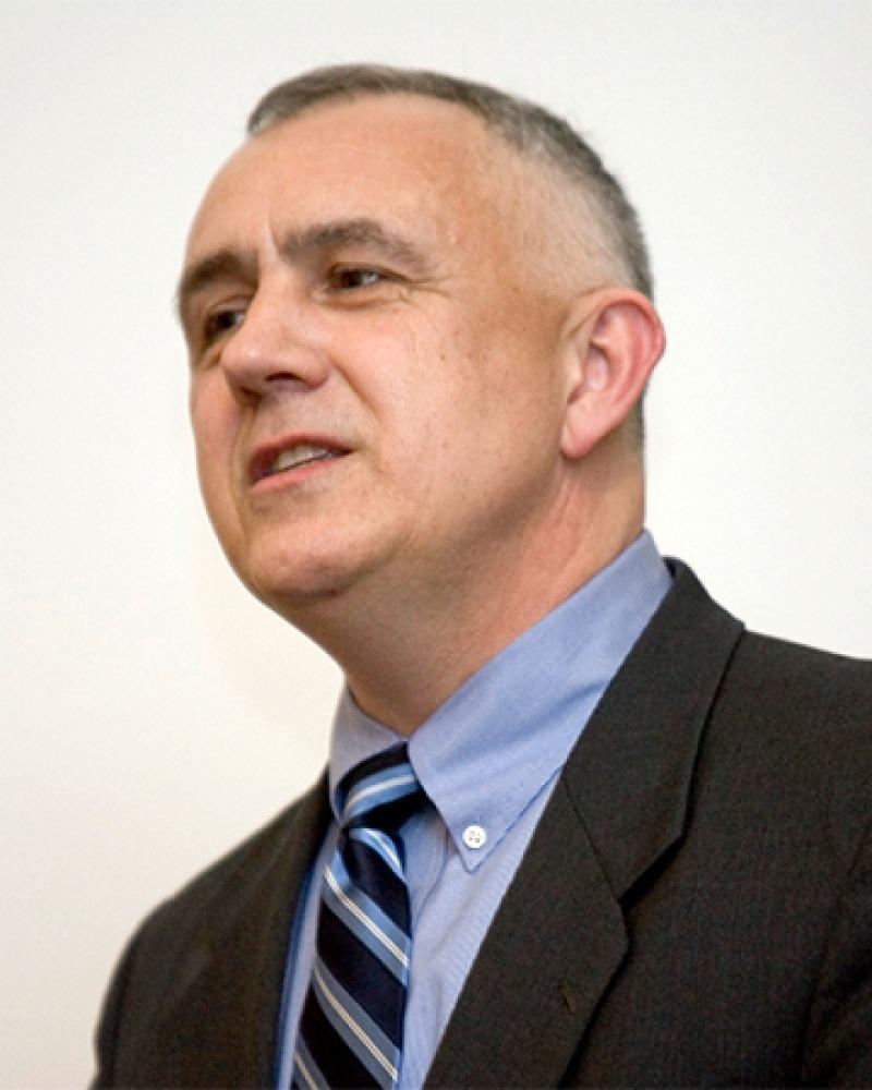 Professor of anthropology Jack Weatherford.