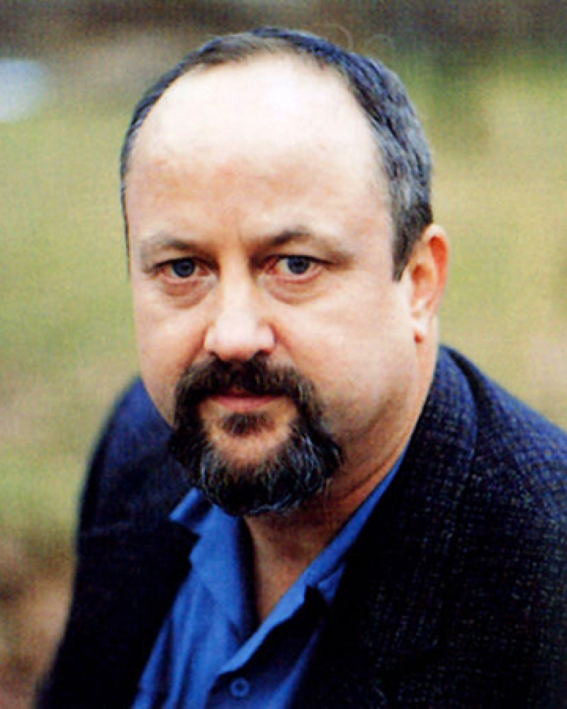 American writer Daniel Woodrell.