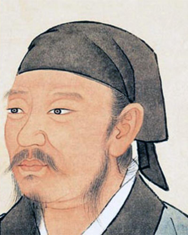 Chinese philosopher Xunzi.