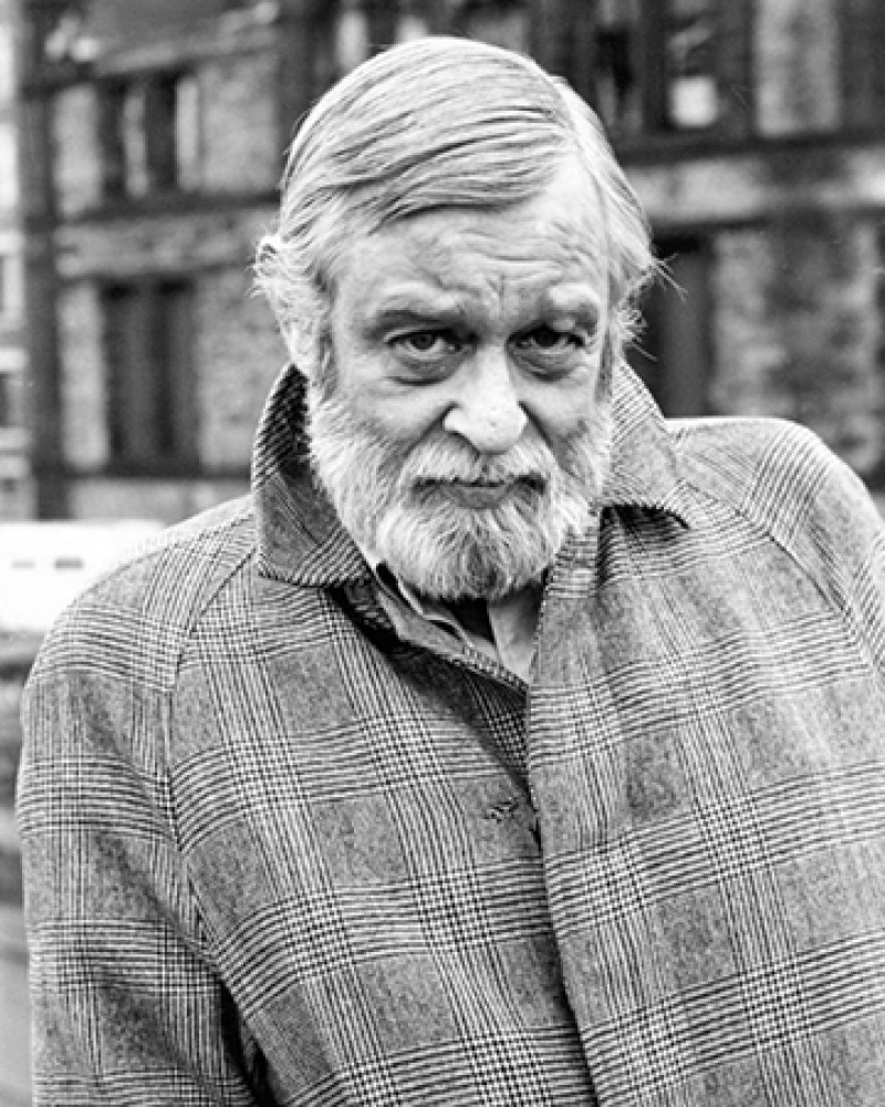 American novelist and short story writer Richard Yates.