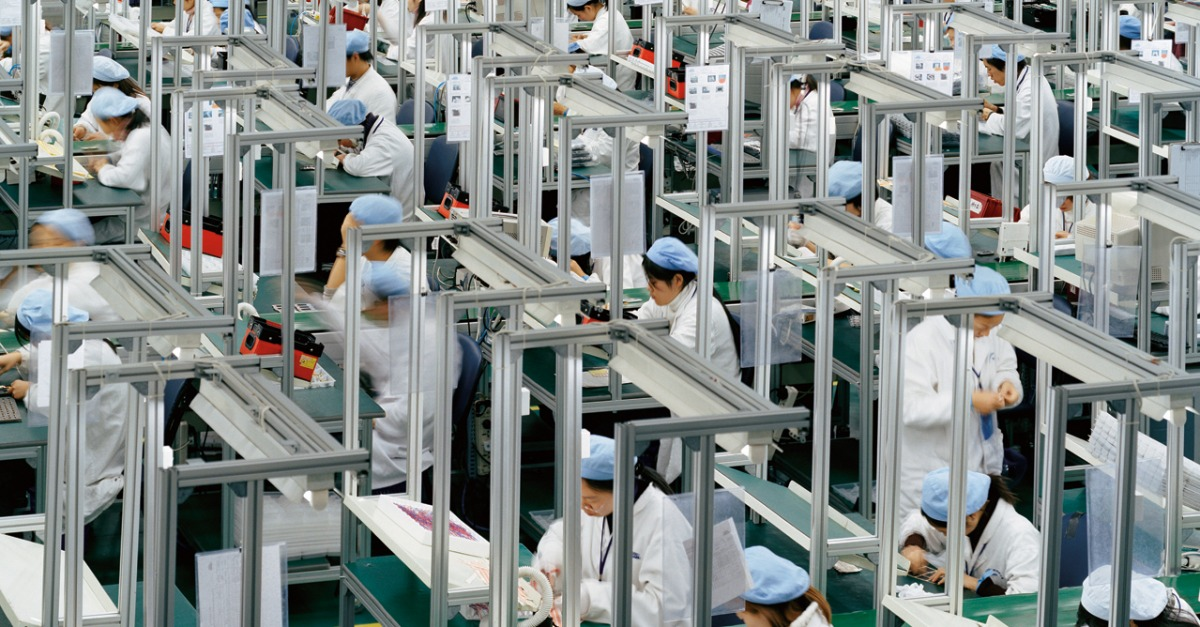 an overview of the manufacturing industry in china Dhl designs tailor-made solutions to the complex logistics problems in your industry let our experts show you how select your industry sector below to find out more.