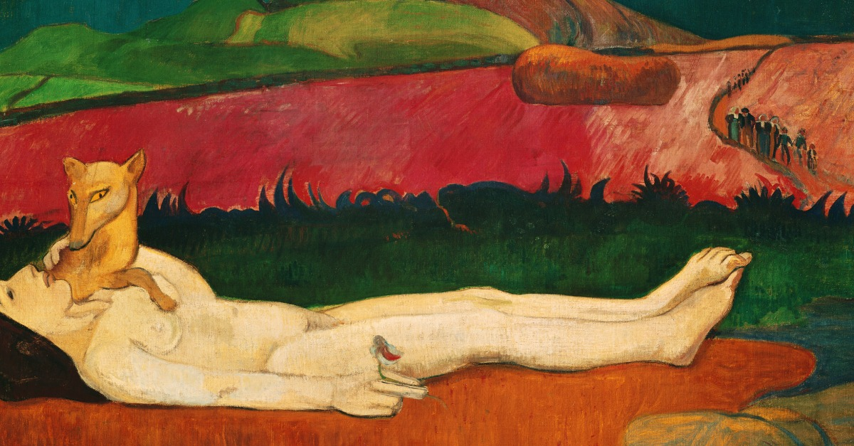 Leace gauguin loss of virginity