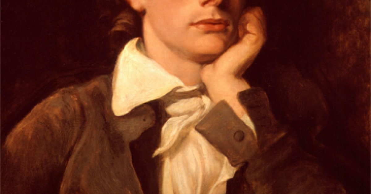 analysis of keats on first looking Much have i travelled in the realms of gold / and many goodly states and  kingdoms seen / round many western islands have i been / which bards in  fealty to.