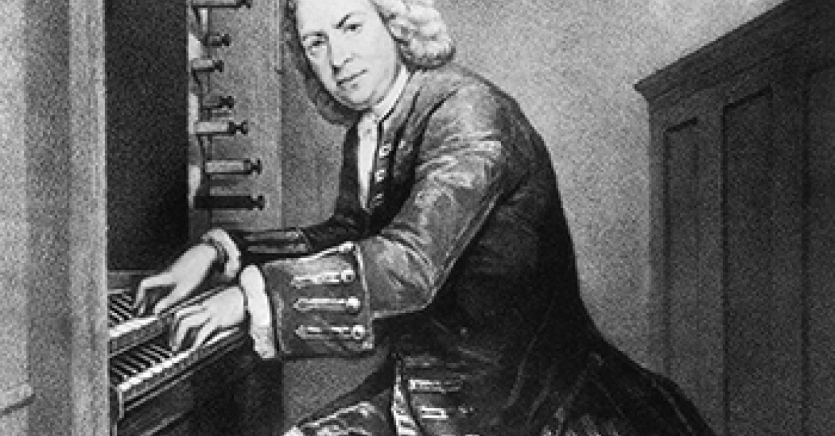 J.S. Bach the Rebel | Ted Gioia