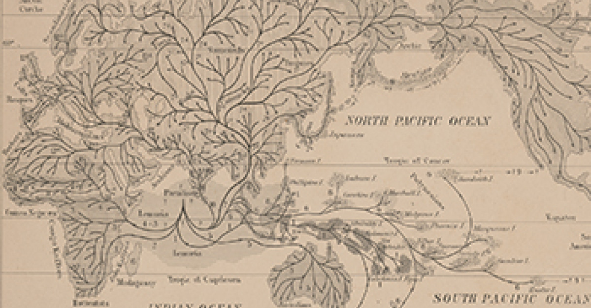 A Tale of Two Continents | Lapham's Quarterly