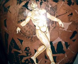 A depiction of Talos.