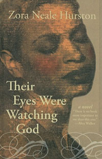 cover art for Their Eyes Were Watching God
