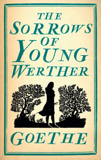 cover art for The Sorrows of Young Werther
