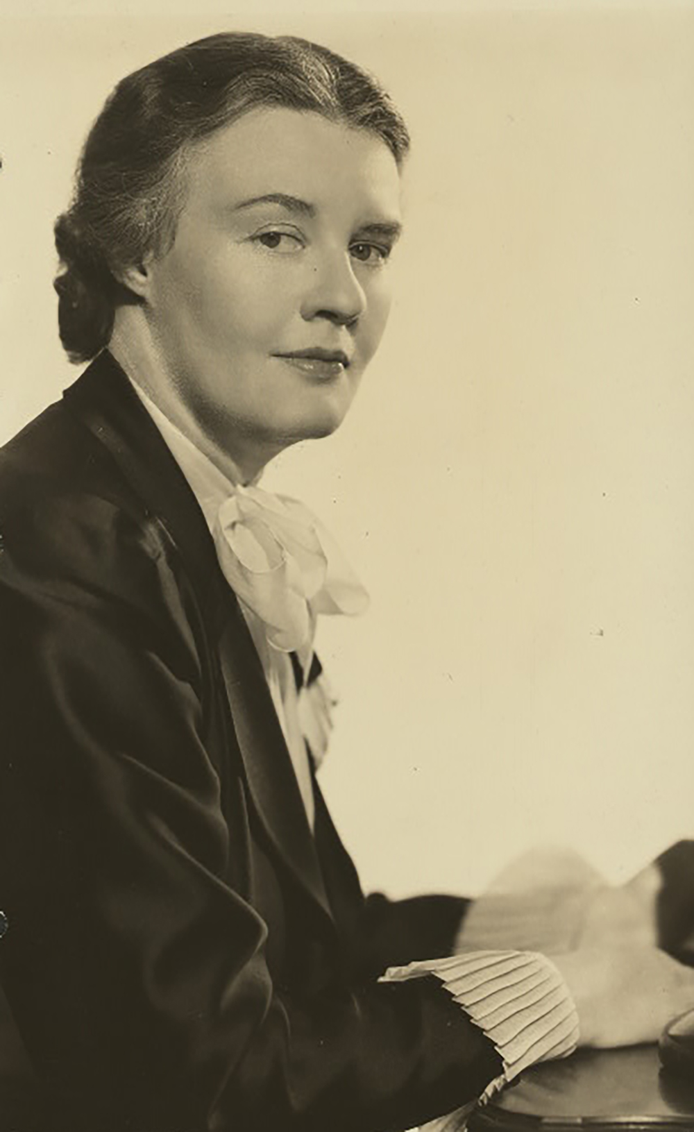 Dorothy Thompson. New York Public Library, Billy Rose Theatre Collection photograph file.
