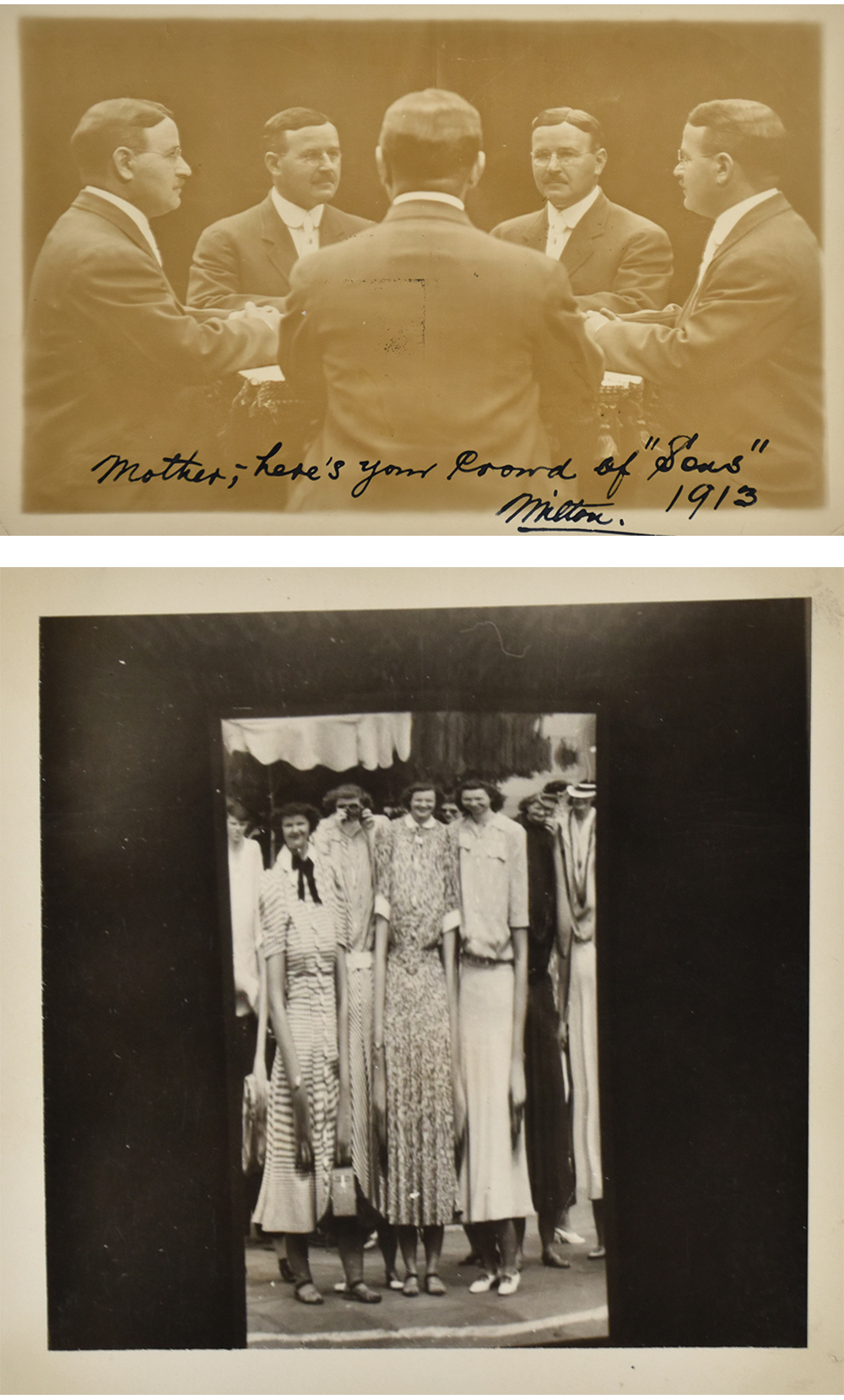Multi-photographs. The Museum of Fine Arts, Houston, Barbara Levine and Paige Ramey Collection, museum purchase funded by the Caroline Wiess Law Accessions Endowment Fund.