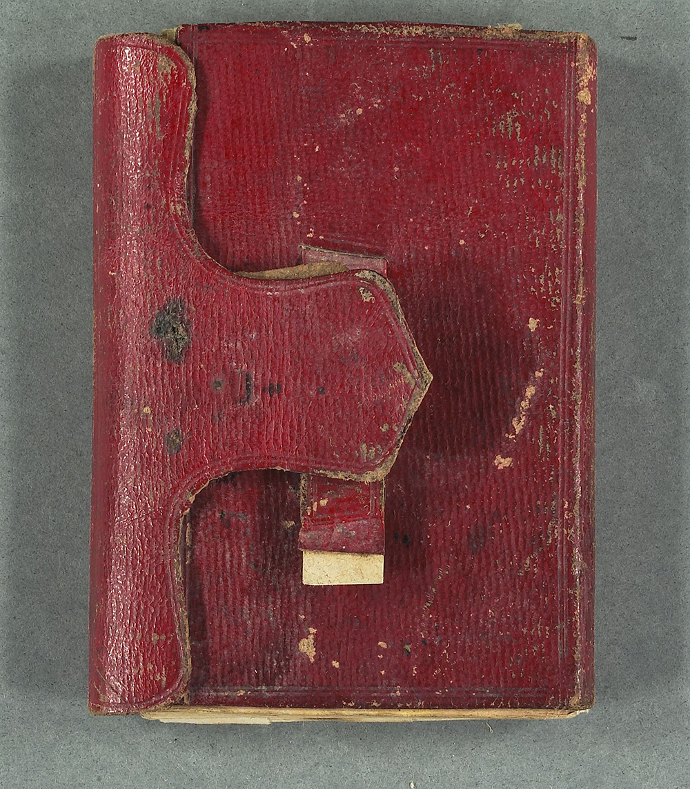 Fanny Austen's diary, 1806. The Kent History and Library Centre, Maidstone.